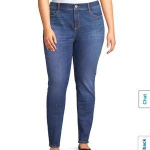 ST. JOHNS BAY Skinny Leg Denim Jeans